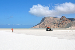 Socotra – an island forgotten by men and blessed by gods