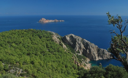 Lycian Way - Hiking along the coast