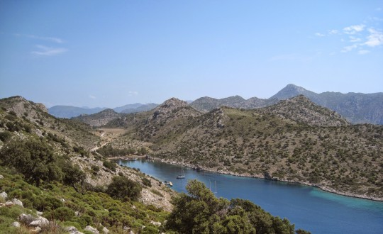 Hike the Carian Way along the Aegean coast