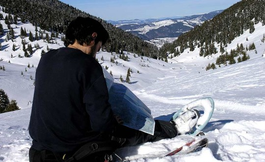 Snowshoeing in Vitosha and Rila Mountains (Bulgaria)