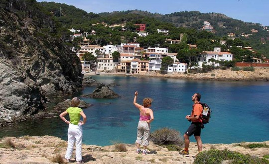 Costa Brava Self Guided Walk