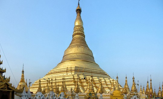 Myanmar and Laos - the Mysterious Face of the Golden Triangle