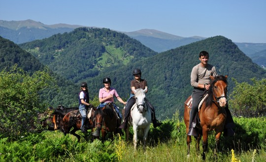 Balkan Village Trek (8 days progressive ride in Teteven Balkan area)