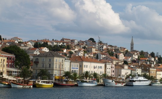 Cruising and Cycling in Kvarner Bay (Croatia)