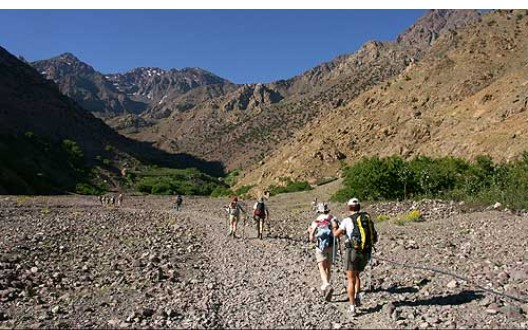 High Atlas Self Guided Trek (Morocco)