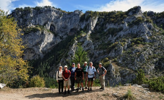 Orpheus Mountains Trek (Bulgaria)