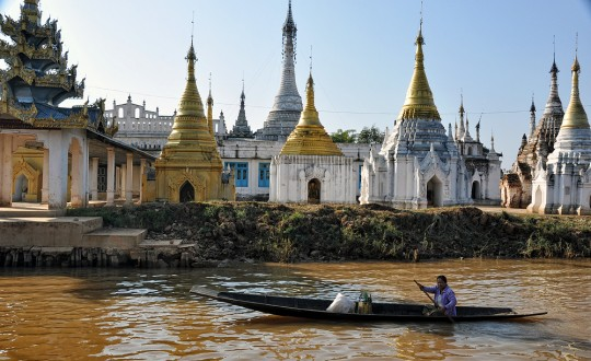 Myanmar Highlights - 12 Days Roundtrip