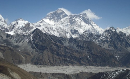 Trekking in Nepal - Everest Base Camp via Chola Pass and Gokyo Lake