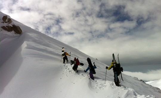 Freeride Week in the Bulgarian Backcountry (Ski-Touring in Rila and Pirin Mountains)