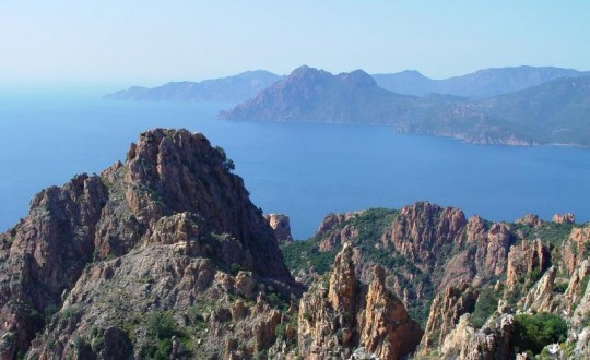 Corsica - From the Island's Heart to the Sea Coast