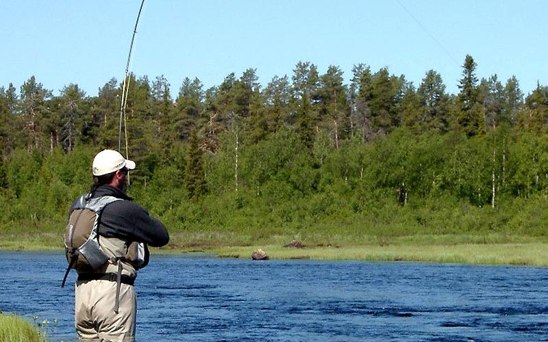 The Best Salmon Fishing In Kola (Russia)