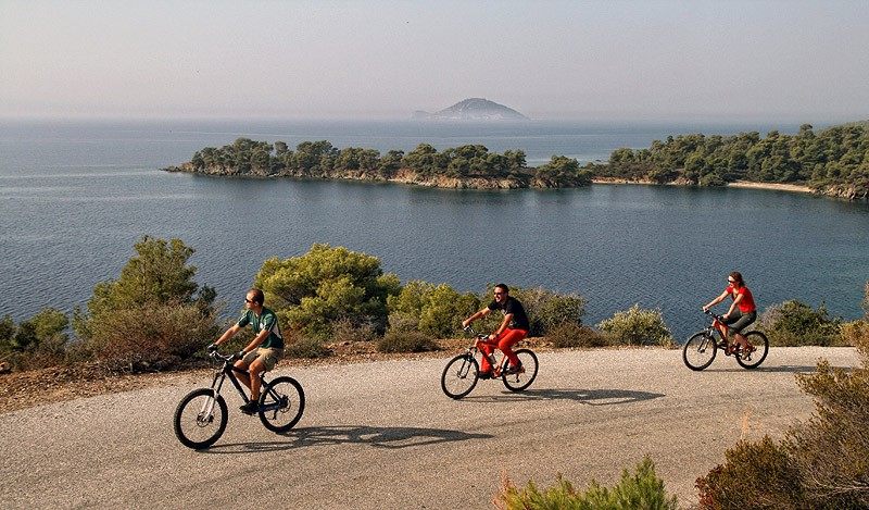 The Best of Halkidiki On A Bike (Greece)