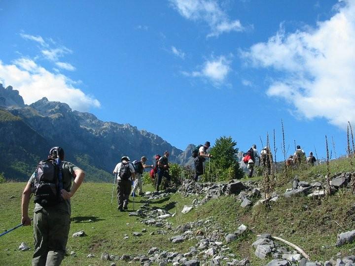 Trekking in the Albanian Alps - Guided Walks - Activities ...