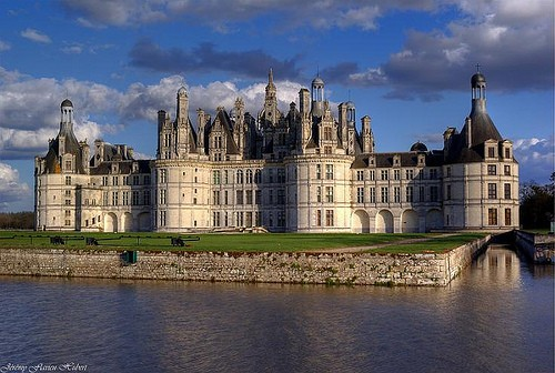 Loire Valley - UNESCO castles to castles