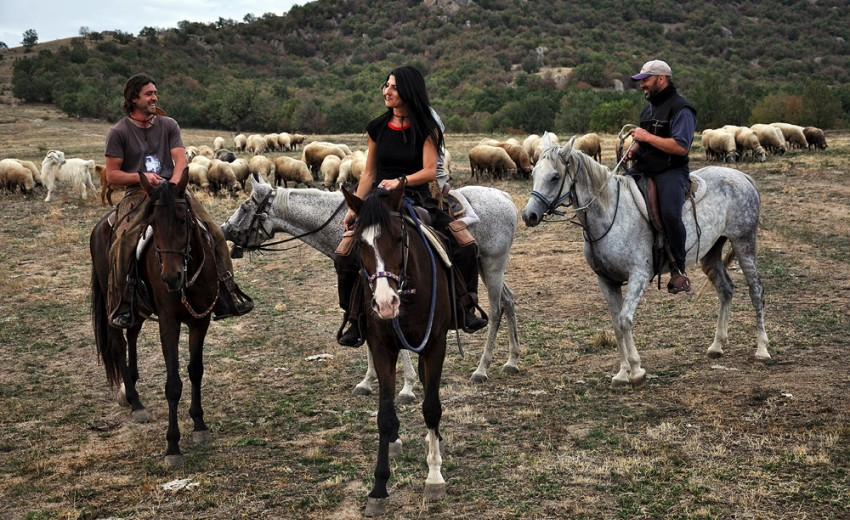 2-day horse riding tours (Teteven Balkan, Rodopi Mountains and Sredna Gora)