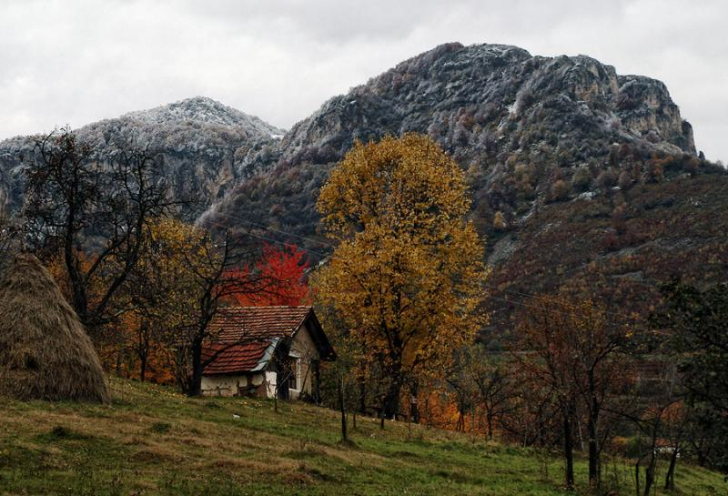 Self - guided Trek - Balkan Mountains