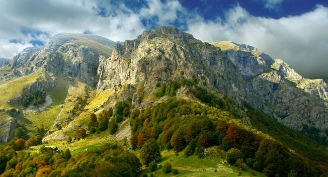 The Great Balkan Trail...