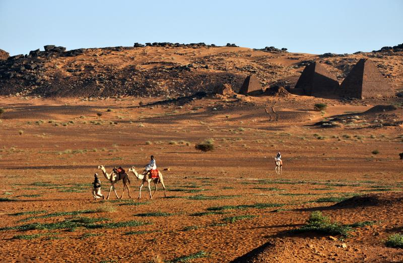 Sudan Africa S Hidden Treasure Roundtrips And Cultural