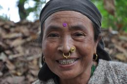 Sikkim woman