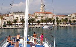 Island Hopping Cruise in Croatia