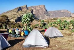 Simien Mountains Trekking Ethiopia with Penguin Travel