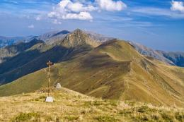 The Great Balkan Trail - Kom-Emine Bulgaria