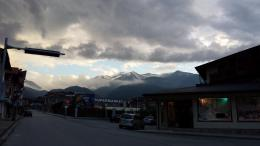 Bansko and Pirin Mountain in background, Bulgaria