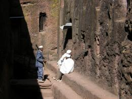 Rock-hewn churches of Lalibela, Ethiopia
