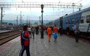 Последно повикване за последната ни група по Транссибирската железница за 2013