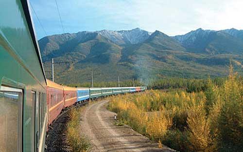 Den Transsibiriske Jernbanen: Garanteret gruppeavgang d. 10 juli!