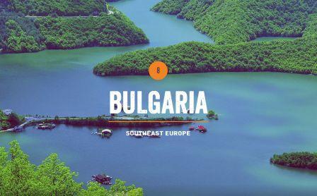 Destinasjon Bulgaria