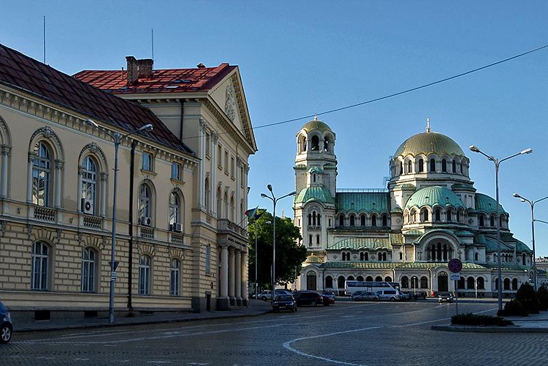 Sofia - byen som ikke likner andre europeiske hovedstad