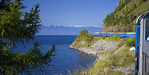 Транссибирска железница - гарантирана група на 28 юни 2016