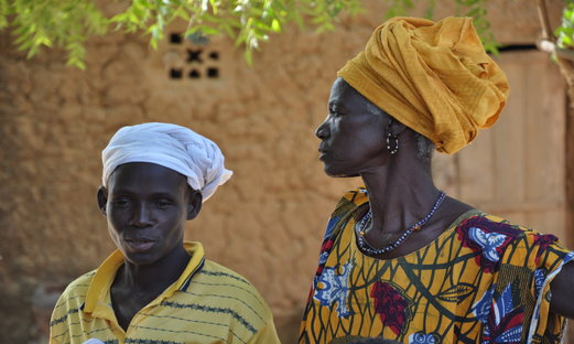 Фотоизложба Западна Африка