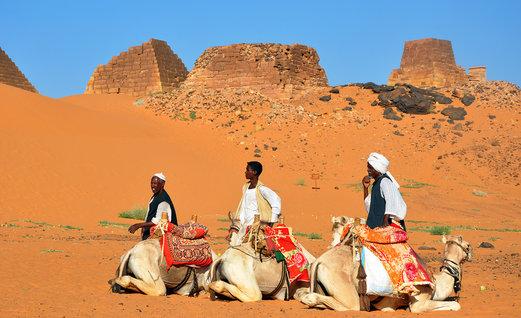 Судан - една сбъдната мечта