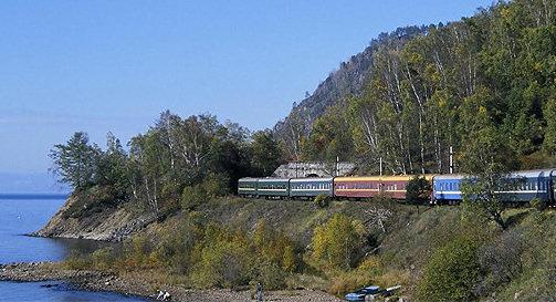100 години Транссибирска железница