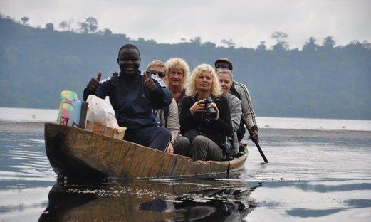 Успешно първо пътуване до Камерун и Екваториална Гвинея