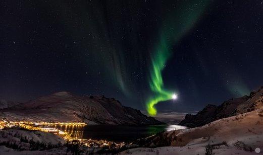 Първа успешна фотографска експедиция в Норвегия