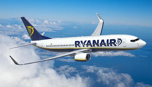 Ny Ryanair-rute til Thessaloniki