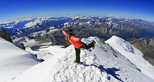 Kaukasusbjergenes inaktive vulkan