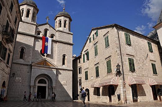 Котор, адриатическата перла на Черна Гора