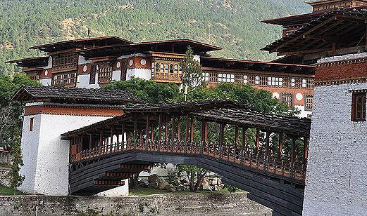 Няколко интересни факта за Бутан