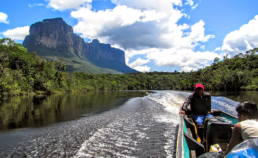 Венецуела – Рай на земята