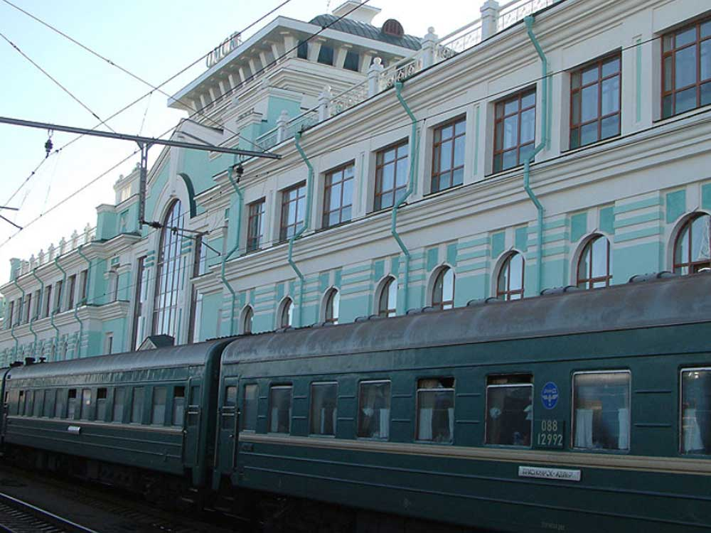 The Trans-Siberian Railway: Journey Through 8 Different Time Zones