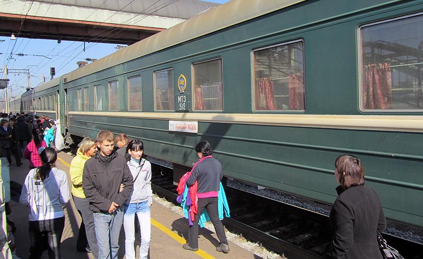 Den Transsibiriske Jernbane: En Rejse Gennem 8 Tidszoner