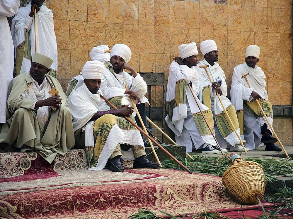Най-древната независима страна в Африка - Етиопия