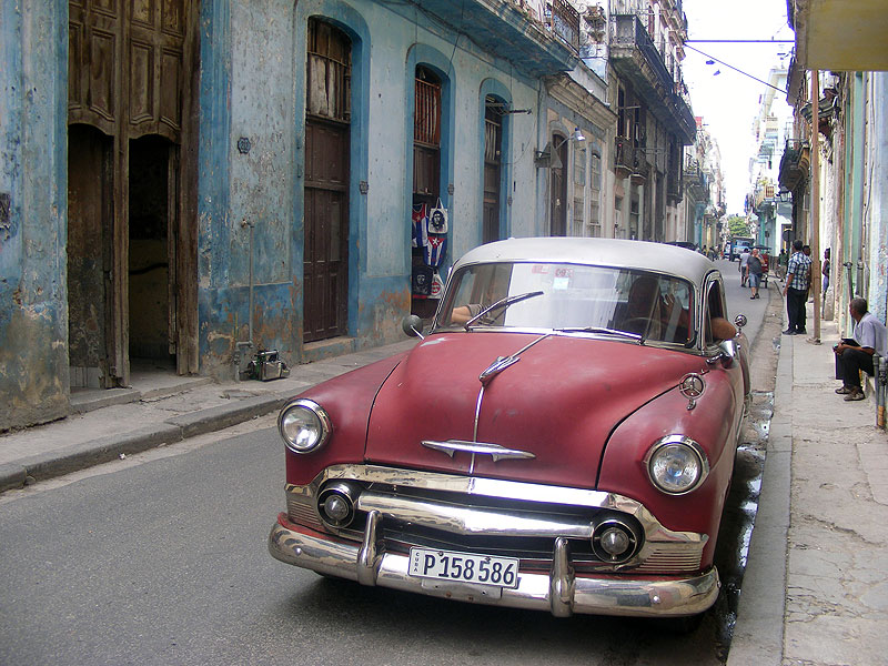 Cuba: an island country that consists of numerous archipelagos