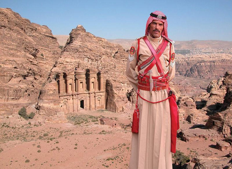 The magic ancient Nabataean town of Petra