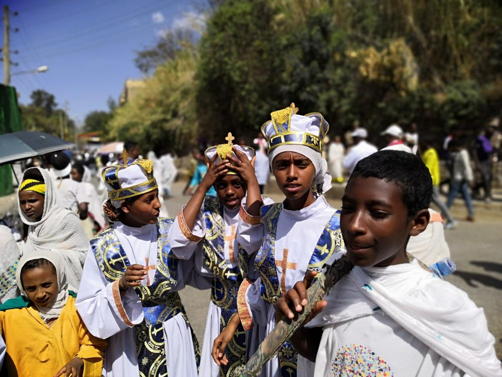 What the Timket Festival in Ethiopia is all about?