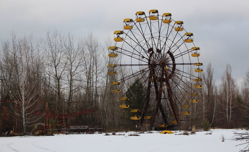 Chernobyl as a travel destination